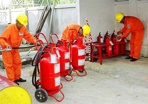 Thủ tục cấp phép phòng cháy chữa cháy tại Thanh Hóa